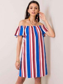 Sukienka-53-SK-9912.61-biało-niebieski
