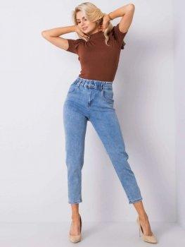 Spodnie jeans-NM-DE-SP-19069.20-niebieski