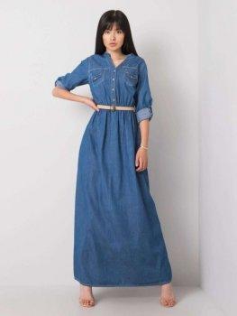 Sukienka-RO-SK-4253.08P-niebieski