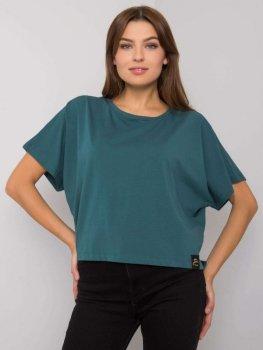 T-shirt-TK-FF-TS-717374.82P-ciemny zielony