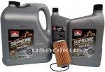Filtr oraz syntetyczny olej 5W30 Chevrolet Camaro 3,6 V6