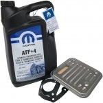 Olej MOPAR ATF+4 oraz filtr automatycznej skrzyni 4SPD Chrysler Pacifica