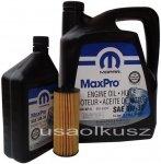 Olej MOPAR 5W30 oraz oryginalny filtr Jeep Wrangler 3,6 V6