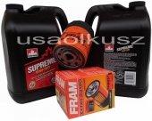 Filtr oleju oraz olej SUPREME 5W30 Saab 9-7X 4,2
