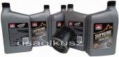 Filtr oraz syntetyczny olej 10W30 Dodge Charger -2008