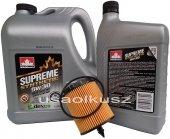 Filtr oraz syntetyczny olej 5W30 Pontiac Pursuit