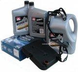 Filtr oraz olej Dextron-VI automatycznej skrzyni biegów 42RL Jeep Cherokee 2003-