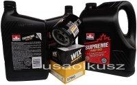 Filtr oraz mineralny olej 5W30 Hummer H3 V8