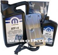 Olej MOPAR ATF+4 oraz filtr skrzyni biegów AW4 Jeep Cherokee XJ -2001