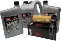 Syntetyczny olej 5W20 oraz filtr Jeep Cherokee KL 3,2 V6