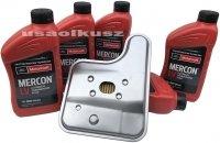 Filtr olej Motorcraft Mercon LV skrzyni biegów Lincoln MKZ 3,5 V6 2011-2012