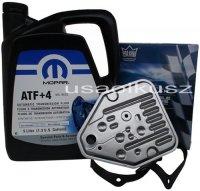 Olej MOPAR ATF+4 oraz filtr automatycznej skrzyni 3SPD Dodge Spirit