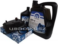 Filtr olej MOPAR ATF+4 skrzyni biegów 42RLE Dodge Nitro 3,7 V6