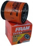 Filtr oleju silnika firmy FRAM Hummer H3 5,3 V8