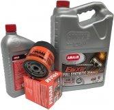 Filtr oraz syntetyczny olej AMALIE 5W30 Chevrolet Blazer S10