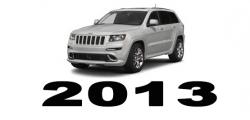 Specyfikacja Jeep Grand Cherokee 2013