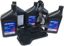 Filtr + olej ACDelco skrzyni biegów 4L60-E Chevrolet Impala 1994-1996