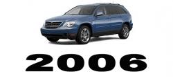 Specyfikacja Chrysler Pacifica 2006