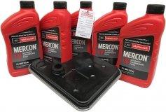 Filtr olej Motorcraft Mercon LV skrzyni biegów Ford Fusion 2009-2012