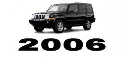 Specyfikacja Jeep Commander 2006