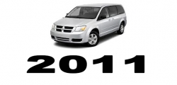 Specyfikacja Dodge Caravan 2011