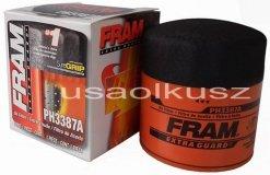 Filtr oleju silnika FRAM GMC Safari 2000-
