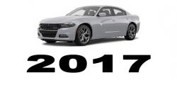 Specyfikacja Dodge Charger 2017