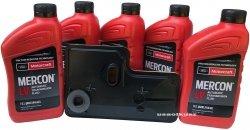 Filtr olej Motorcraft Mercon LV skrzyni biegów 6F Mercury Sable 3,5 V6