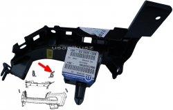 Mocowanie wspornik przedniego zderzaka lewy Jeep Cherokee KL 2014-
