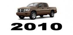 Specyfikacja Dodge Dakota 2010