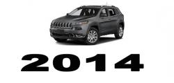 Specyfikacja Jeep Cherokee 2014