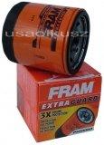 Filtr oleju silnika firmy FRAM GMC Savana V8 2007-