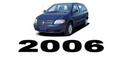 Specyfikacja Dodge Caravan 2006