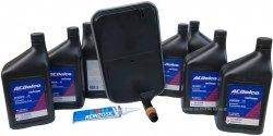 Filtr + olej ACDelco skrzyni biegów GM 5L40E Cadillac SRX 2004-2009