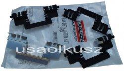 Zestaw montażowy tylnych klocków Chevrolet Avalanche 2007-