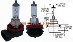 Żarówka jednowłóknowa H11 64211 55W