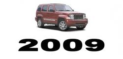 Specyfikacja Jeep Cherokee 2009