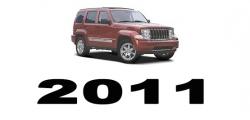 Specyfikacja Jeep Cherokee 2011