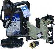 Filtr olej MOPAR ATF+4 sterownik skrzyni biegów NAG1 5WA580 Jeep Wrangler