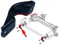 Obejma gumy stabilizatora zewnętrzna Dodge Magnum RWD