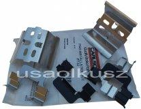 Zestaw montażowy tylnych klocków Cadillac XLR 2004-2009