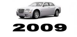 Specyfikacja Chrysler 300C 2009