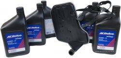 Filtr + olej ACDelco skrzyni biegów Buick Rainier 2004-2007