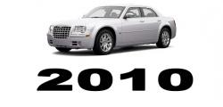 Specyfikacja Chrysler 300C 2010