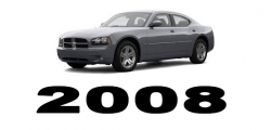 Specyfikacja Dodge Charger 2008