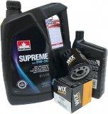 Filtr oraz mineralny olej 5W30 Chevrolet Tahoe 2007-