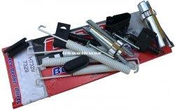 Sprężynki szczęk hamulca postojowego zestaw montażowy Dodge RAM 1500 2002-