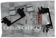 Zestaw montażowy tylnych klocków D974 Chevrolet Express 2003-