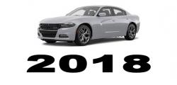 Specyfikacja Dodge Charger 2018