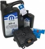 Filtr olej MOPAR ATF+4 skrzyni biegów 6-SPD 62TE Chrysler 200 -2014